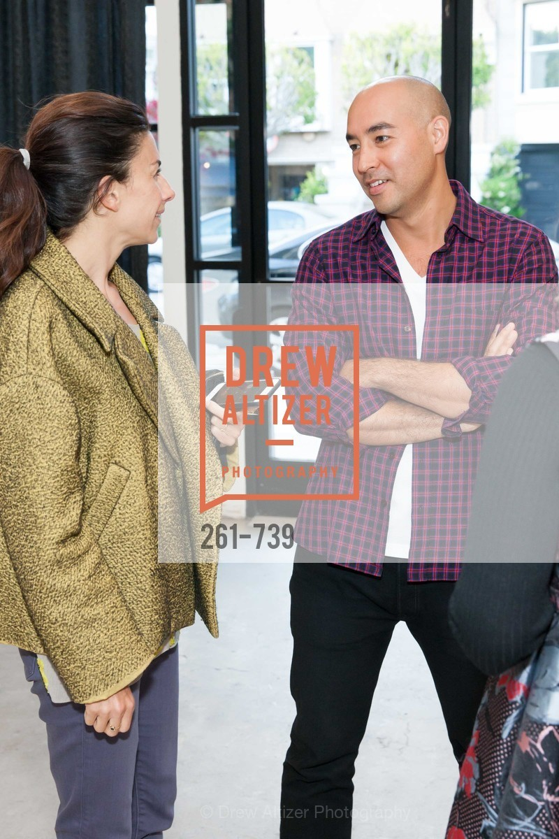Sabrina Buell, Max Osterweis, BETTY LIN Store Opening - VIPS, US, May 20th, 2015,Drew Altizer, Drew Altizer Photography, full-service agency, private events, San Francisco photographer, photographer california