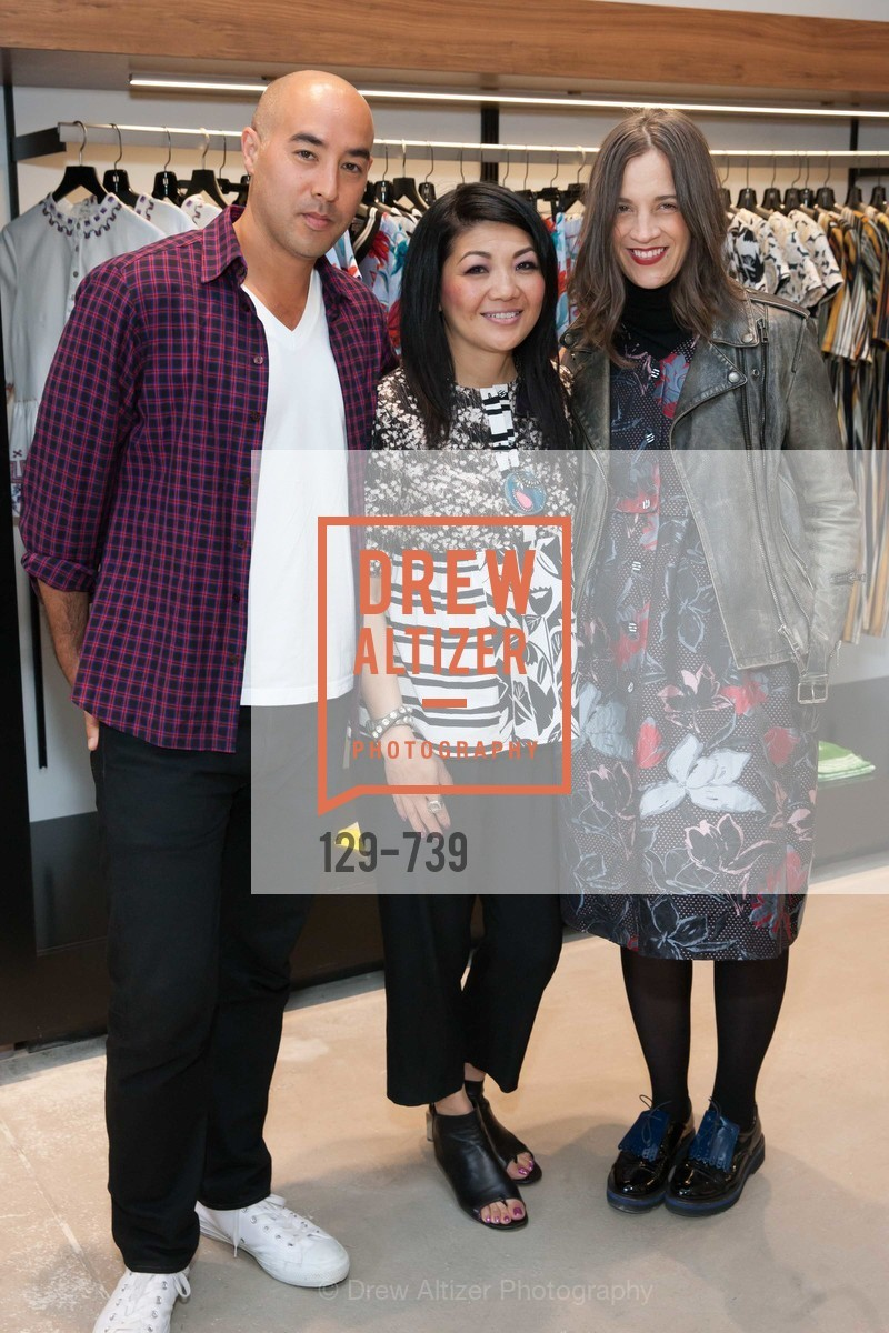 Max Osterweis, Betty Lin, Erin Beatty, BETTY LIN Store Opening - VIPS, US, May 19th, 2015,Drew Altizer, Drew Altizer Photography, full-service agency, private events, San Francisco photographer, photographer california