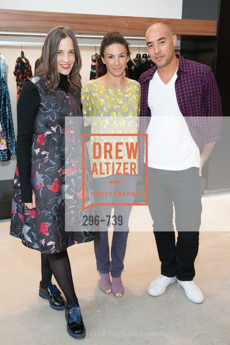 Erina Beatty, Sabrina Buell, Max Osterweis, BETTY LIN Store Opening - VIPS, US, May 20th, 2015,Drew Altizer, Drew Altizer Photography, full-service agency, private events, San Francisco photographer, photographer california