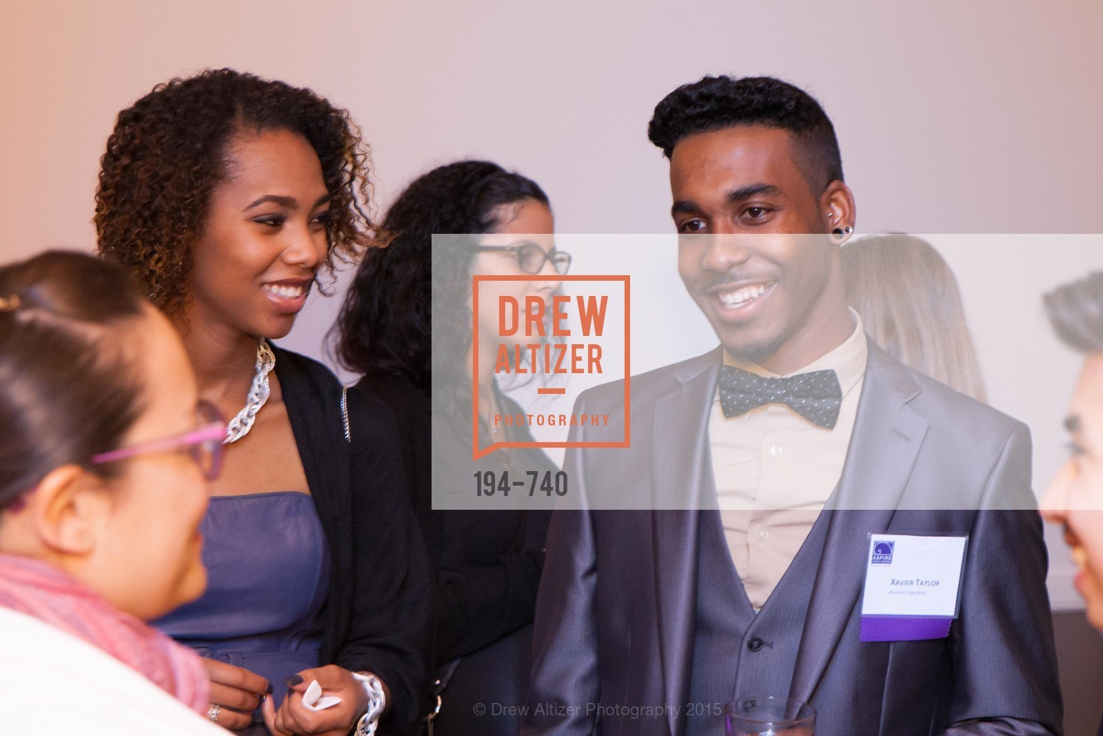 Shianne Davis, Xavier Taylor, Aspire Annual College for Certain Dinne, US, May 21st, 2015,Drew Altizer, Drew Altizer Photography, full-service agency, private events, San Francisco photographer, photographer california