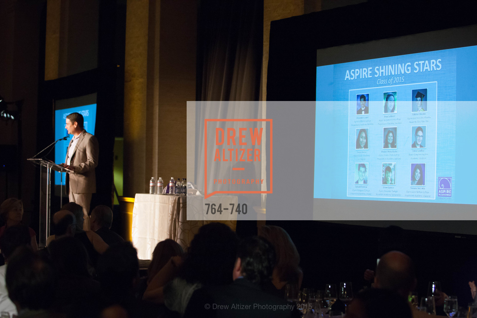 James Willcox, Aspire Annual College for Certain Dinne, US, May 20th, 2015,Drew Altizer, Drew Altizer Photography, full-service agency, private events, San Francisco photographer, photographer california