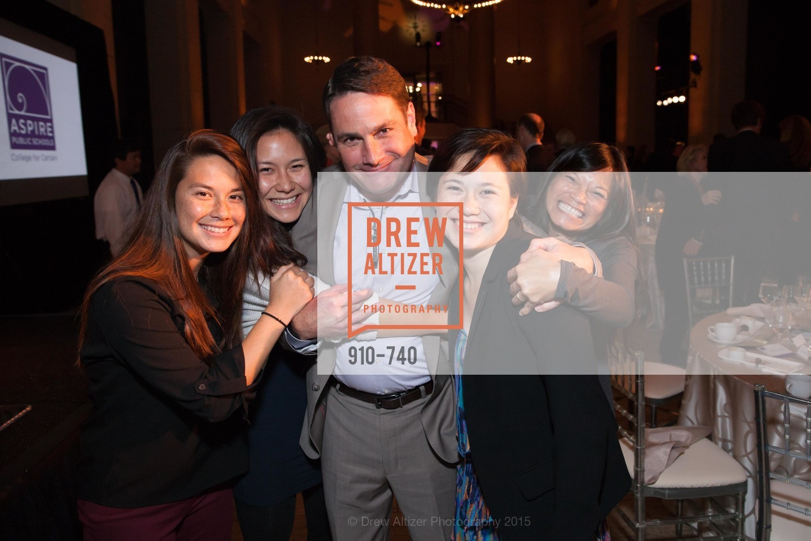 Madison Willcox, Andrea Willcox, James Willcox, Frankie Willcox, Simone Willcox, Aspire Annual College for Certain Dinne, US, May 21st, 2015,Drew Altizer, Drew Altizer Photography, full-service agency, private events, San Francisco photographer, photographer california