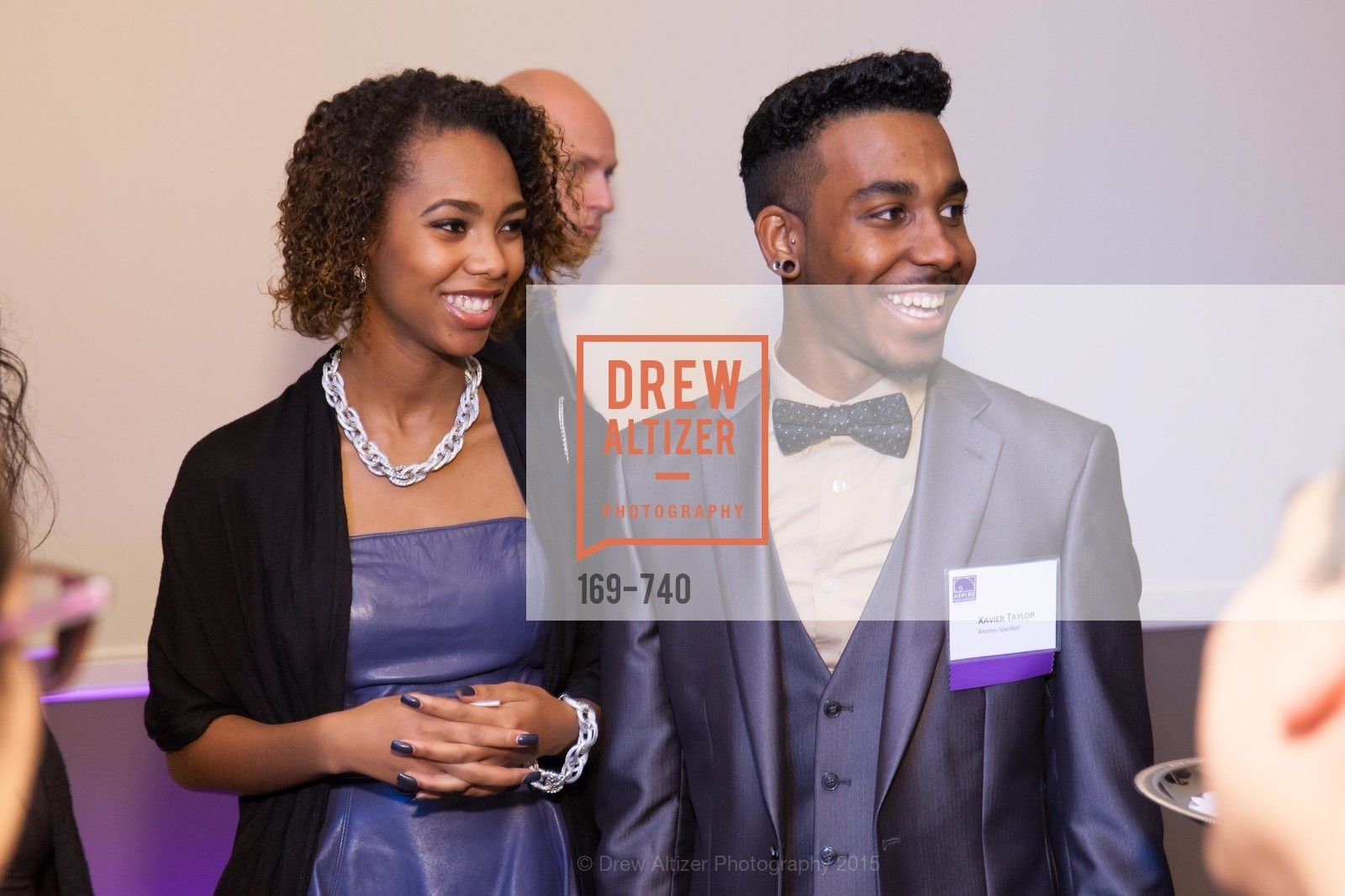 Shianne Davis, Xavier Taylor, Aspire Annual College for Certain Dinne, US, May 20th, 2015,Drew Altizer, Drew Altizer Photography, full-service agency, private events, San Francisco photographer, photographer california