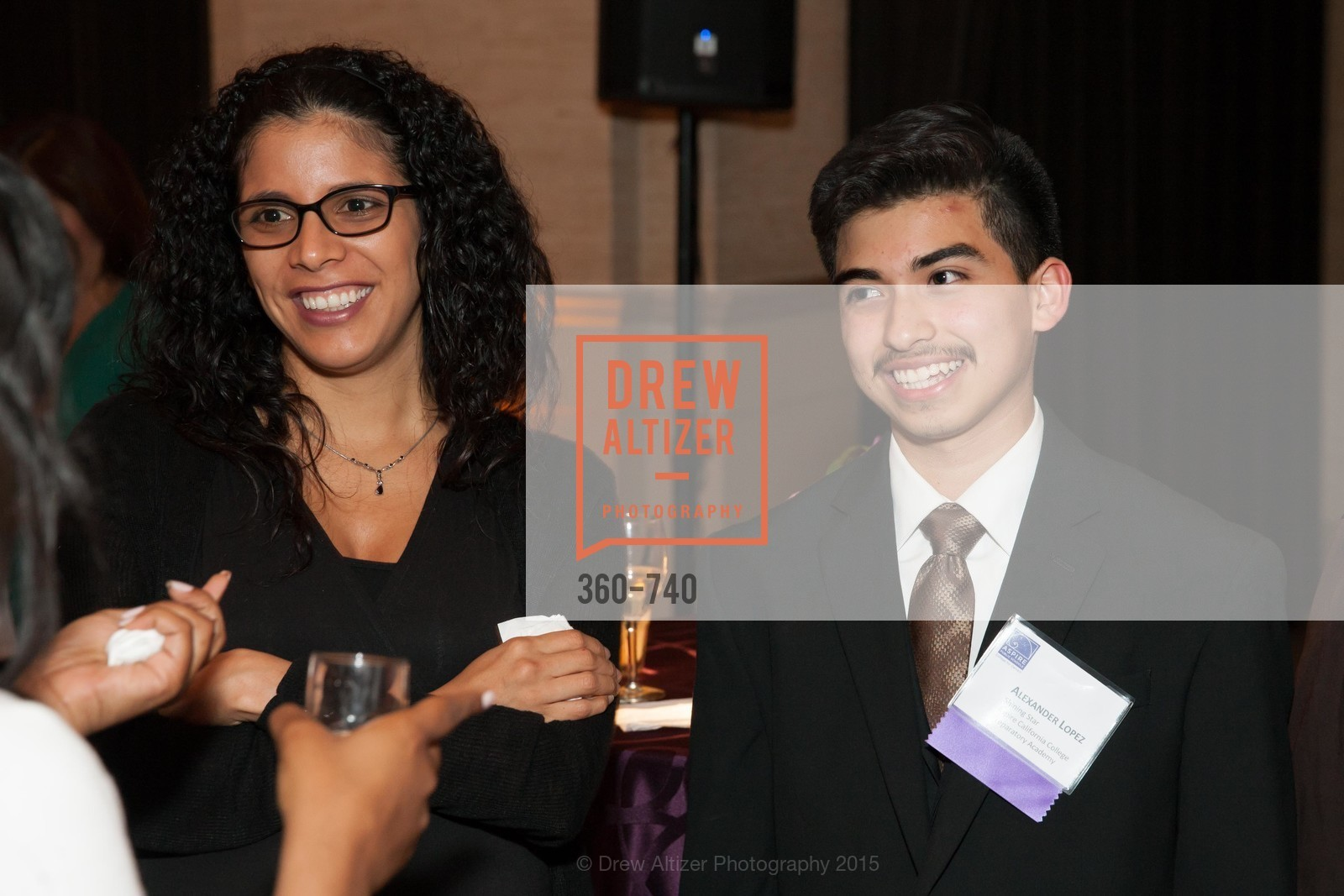 Sarah Salazar, Alexander Lopez, Aspire Annual College for Certain Dinne, US, May 21st, 2015,Drew Altizer, Drew Altizer Photography, full-service agency, private events, San Francisco photographer, photographer california