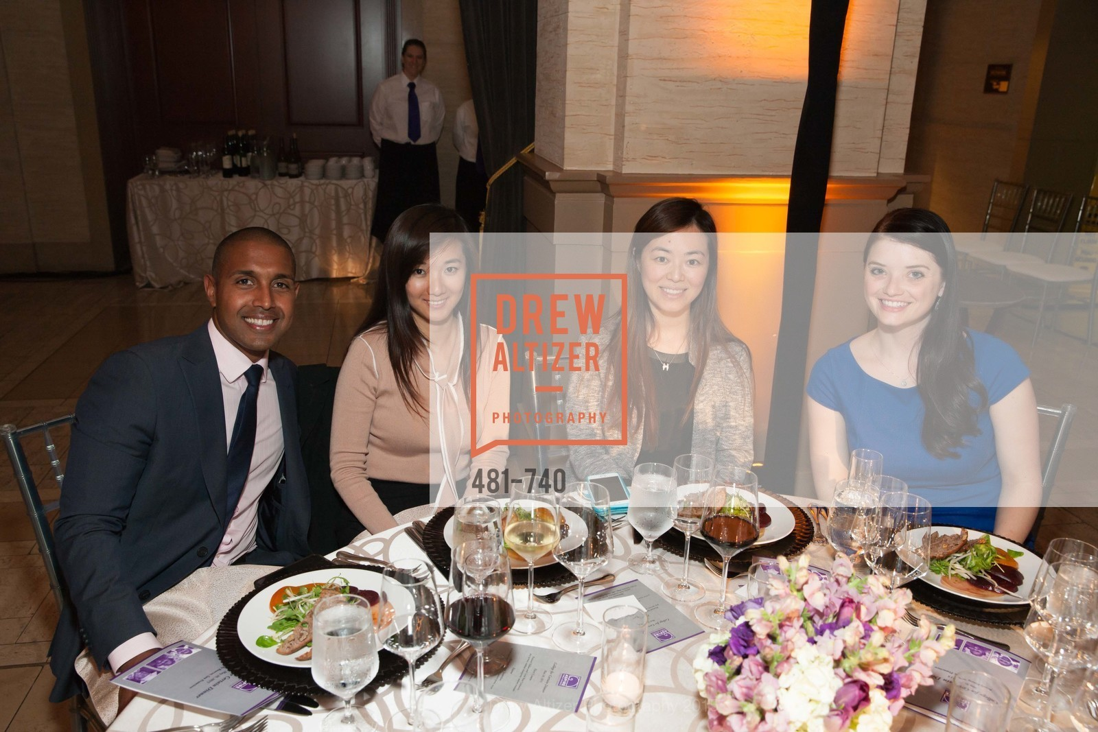 Justin Nunez, Cindy Zhu, Amy Gussin, Liz Stiverson, Aspire Annual College for Certain Dinne, US, May 21st, 2015,Drew Altizer, Drew Altizer Photography, full-service agency, private events, San Francisco photographer, photographer california