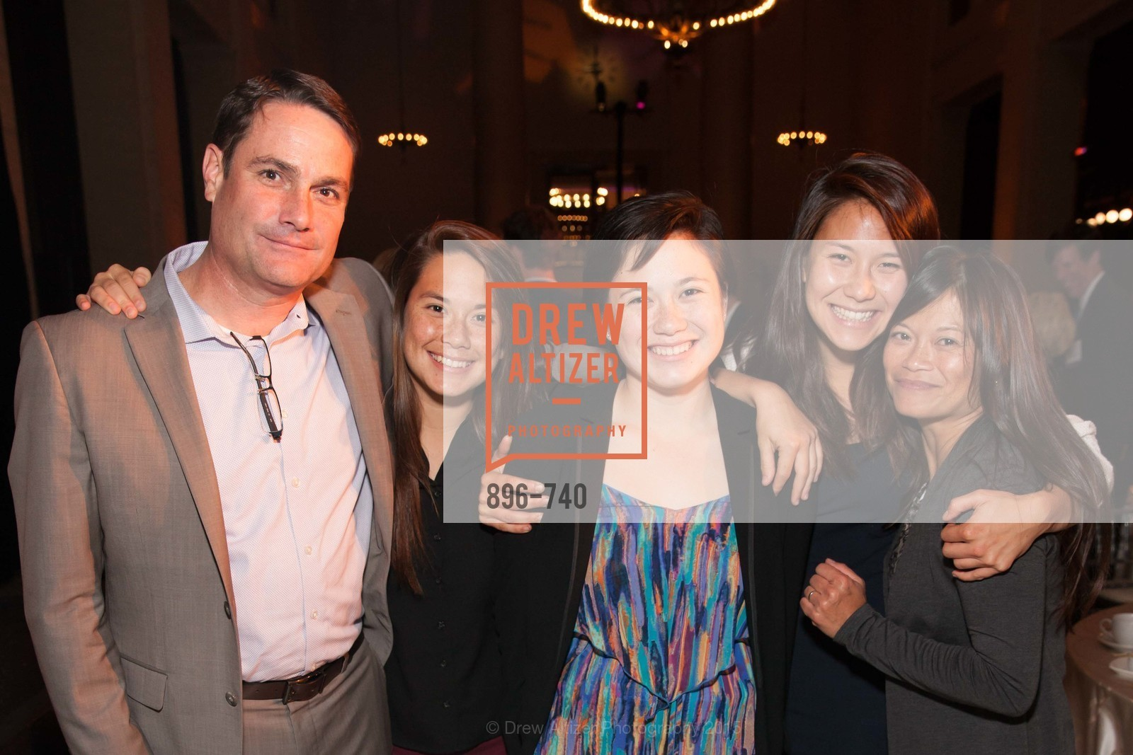James Willcox, Madison Willcox, Frankie Willcox, Andrea Willcox, Simone Willcox, Aspire Annual College for Certain Dinne, US, May 20th, 2015,Drew Altizer, Drew Altizer Photography, full-service agency, private events, San Francisco photographer, photographer california