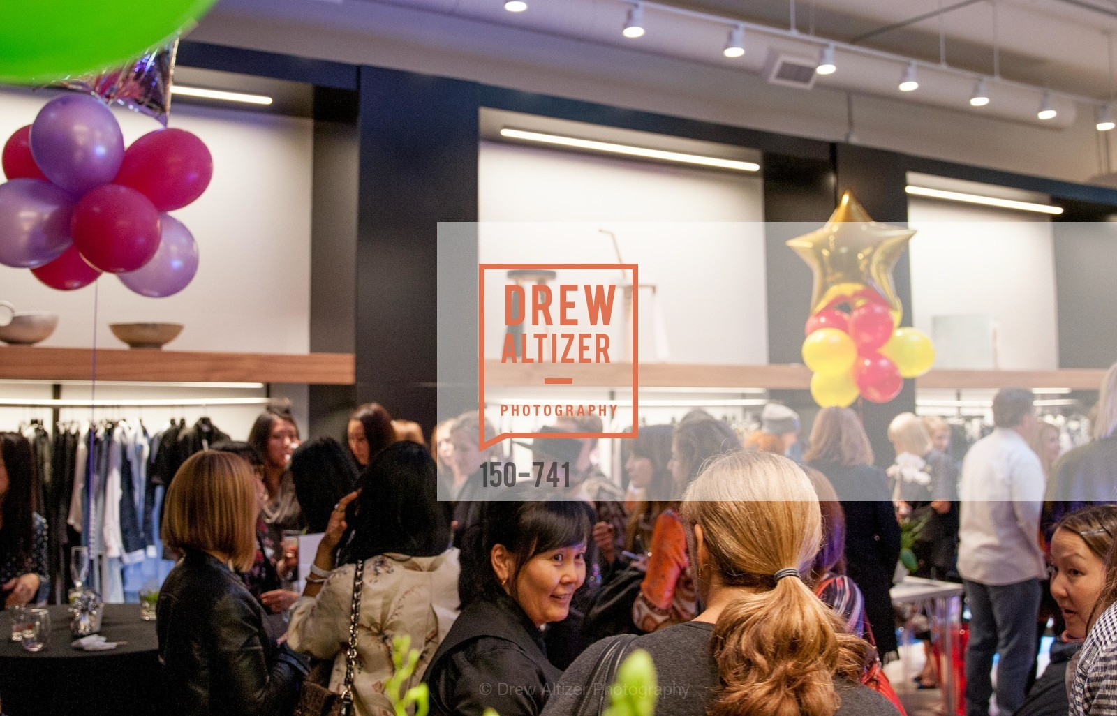 Atmosphere, BETTY LIN STORE Opening, US, May 21st, 2015,Drew Altizer, Drew Altizer Photography, full-service event agency, private events, San Francisco photographer, photographer California