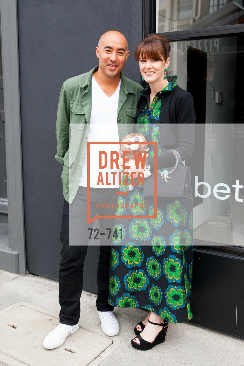Max Osterweis, Allison Speer, BETTY LIN STORE Opening, US, May 20th, 2015,Drew Altizer, Drew Altizer Photography, full-service agency, private events, San Francisco photographer, photographer california