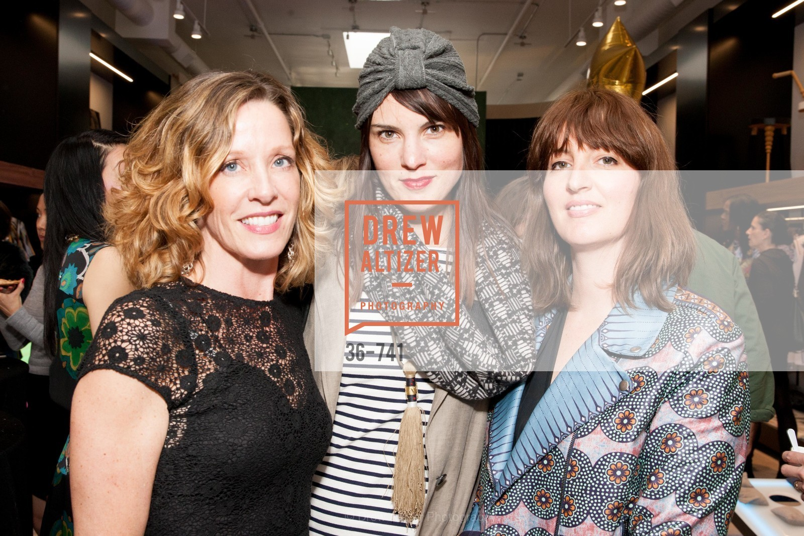 Carol Wills, Lauren Podoll, Trina Patini, BETTY LIN STORE Opening, US, May 21st, 2015,Drew Altizer, Drew Altizer Photography, full-service agency, private events, San Francisco photographer, photographer california
