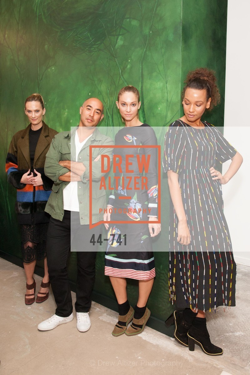 Marianna Pattalardo, Max Osterweis, Whitney Heleker, Eirinie Carson, BETTY LIN STORE Opening, US, May 21st, 2015,Drew Altizer, Drew Altizer Photography, full-service agency, private events, San Francisco photographer, photographer california