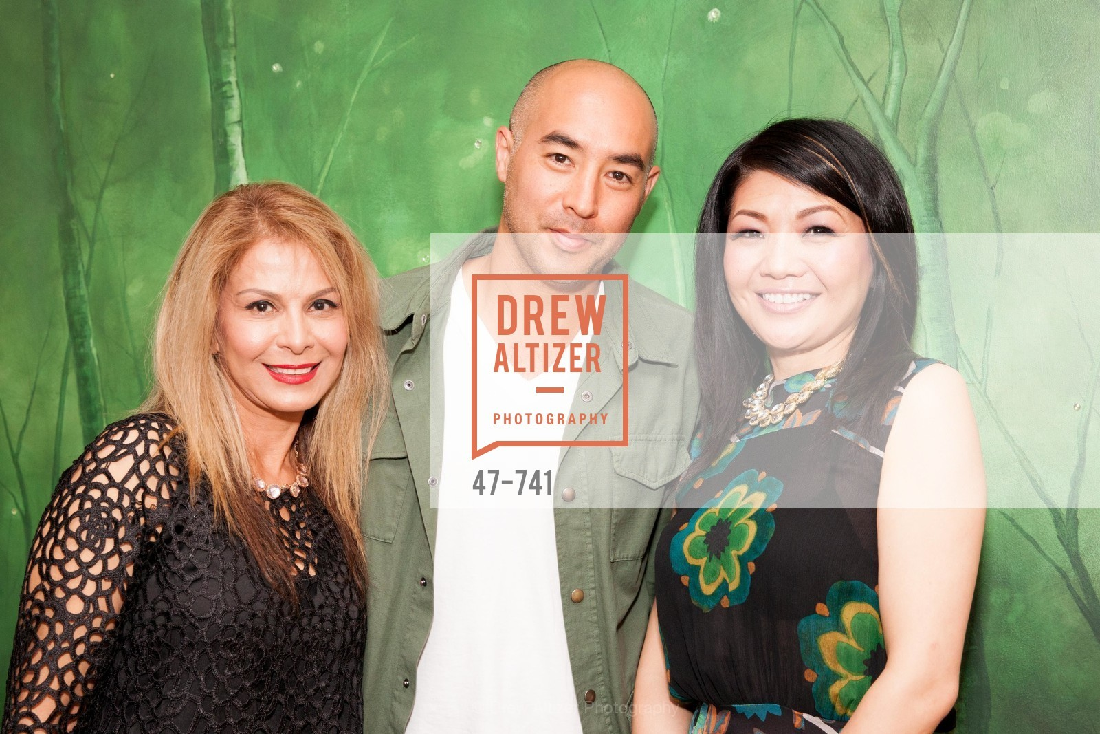 Ladan Mozafar, Max Osterweis, Betty Lin, BETTY LIN STORE Opening, US, May 21st, 2015,Drew Altizer, Drew Altizer Photography, full-service agency, private events, San Francisco photographer, photographer california