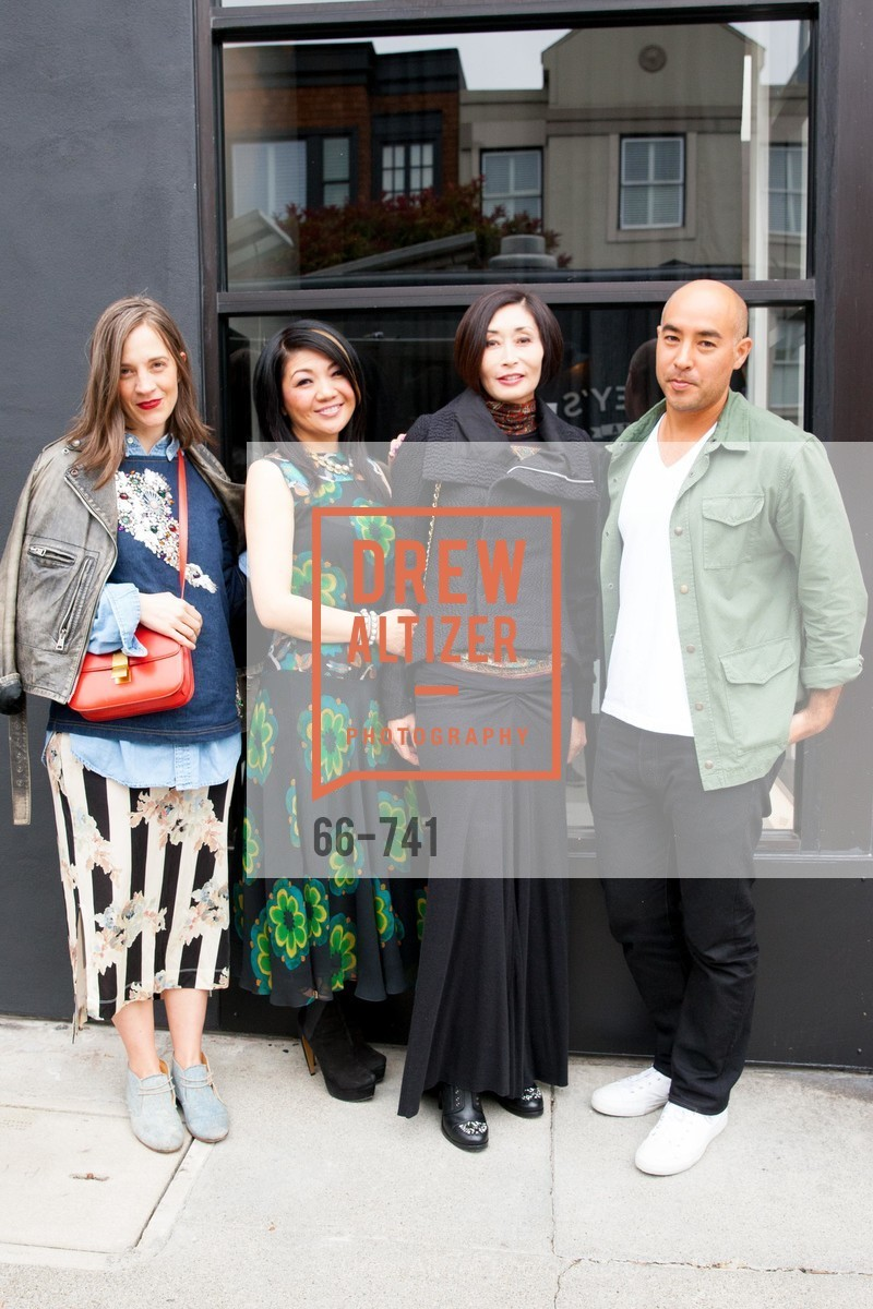 Erin Beatty, Betty Lin, Yurie Pascarella, Max Osterweis, BETTY LIN STORE Opening, US, May 20th, 2015,Drew Altizer, Drew Altizer Photography, full-service agency, private events, San Francisco photographer, photographer california