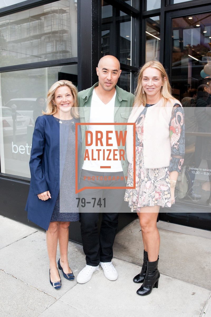 Kathryn Lasater, Max Osterweis, Victoire Brown, BETTY LIN STORE Opening, US, May 20th, 2015,Drew Altizer, Drew Altizer Photography, full-service agency, private events, San Francisco photographer, photographer california