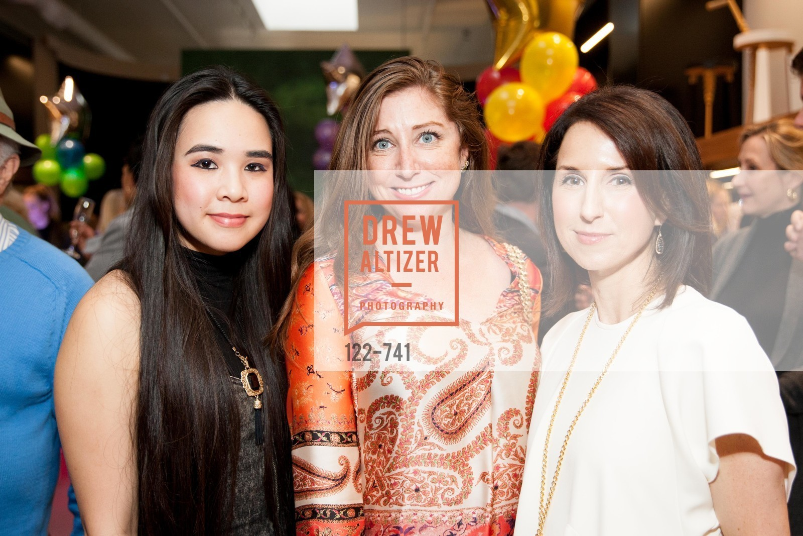 Kyuyen Do, Katie Sweeney, Jen Zanoli, BETTY LIN STORE Opening, US, May 21st, 2015,Drew Altizer, Drew Altizer Photography, full-service agency, private events, San Francisco photographer, photographer california