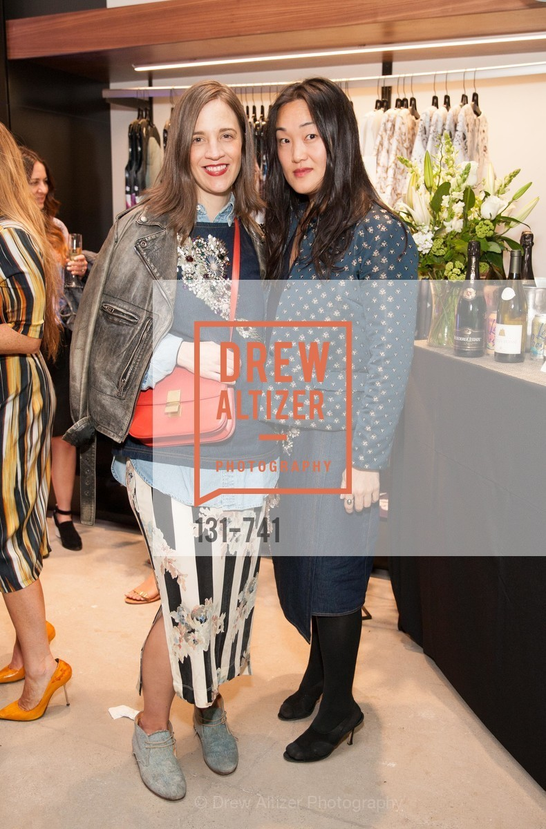Erin Beatty, Mary Song, BETTY LIN STORE Opening, US, May 21st, 2015,Drew Altizer, Drew Altizer Photography, full-service agency, private events, San Francisco photographer, photographer california