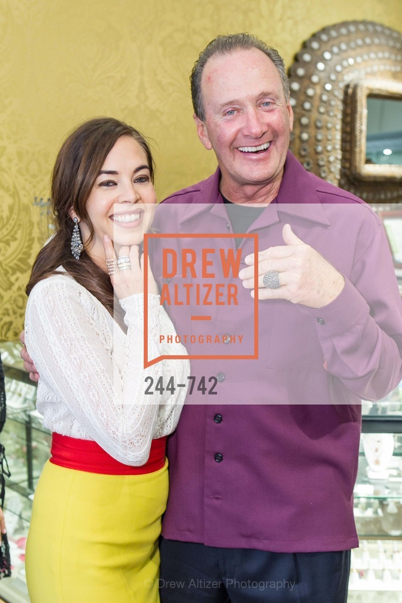 Rachel Clinnick, Bill Hoover, LUXETIGERS & GALLERY OF JEWELS Benefit for Dress for Success, US, May 21st, 2015,Drew Altizer, Drew Altizer Photography, full-service agency, private events, San Francisco photographer, photographer california