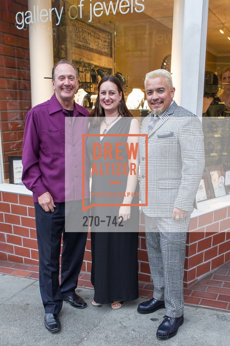 Bill Hoover, Erica Scott, Victor Vargas, LUXETIGERS & GALLERY OF JEWELS Benefit for Dress for Success, US, May 20th, 2015,Drew Altizer, Drew Altizer Photography, full-service agency, private events, San Francisco photographer, photographer california