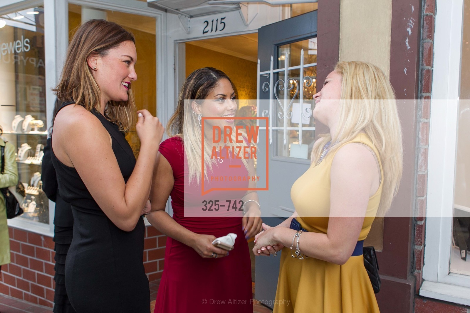 Rena Ramirez, Danielle Shareshian, LUXETIGERS & GALLERY OF JEWELS Benefit for Dress for Success, US, May 20th, 2015,Drew Altizer, Drew Altizer Photography, full-service agency, private events, San Francisco photographer, photographer california