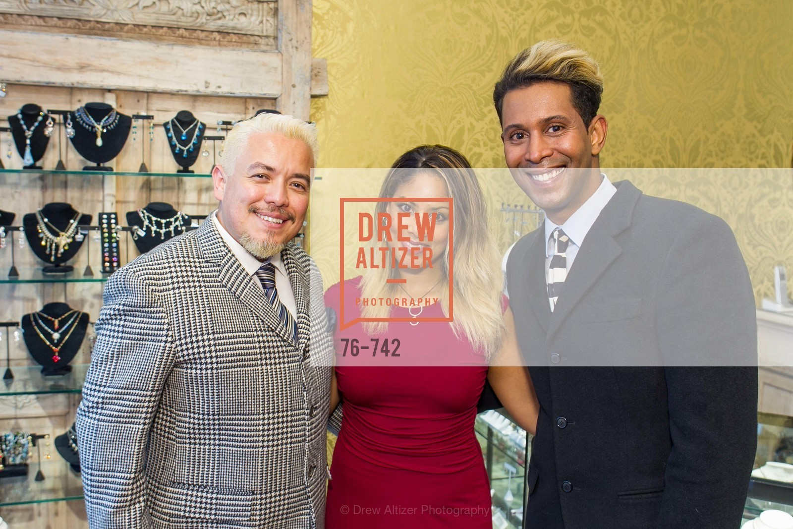 Victor Vargas, Emillio Mesa, LUXETIGERS & GALLERY OF JEWELS Benefit for Dress for Success, US, May 21st, 2015,Drew Altizer, Drew Altizer Photography, full-service agency, private events, San Francisco photographer, photographer california