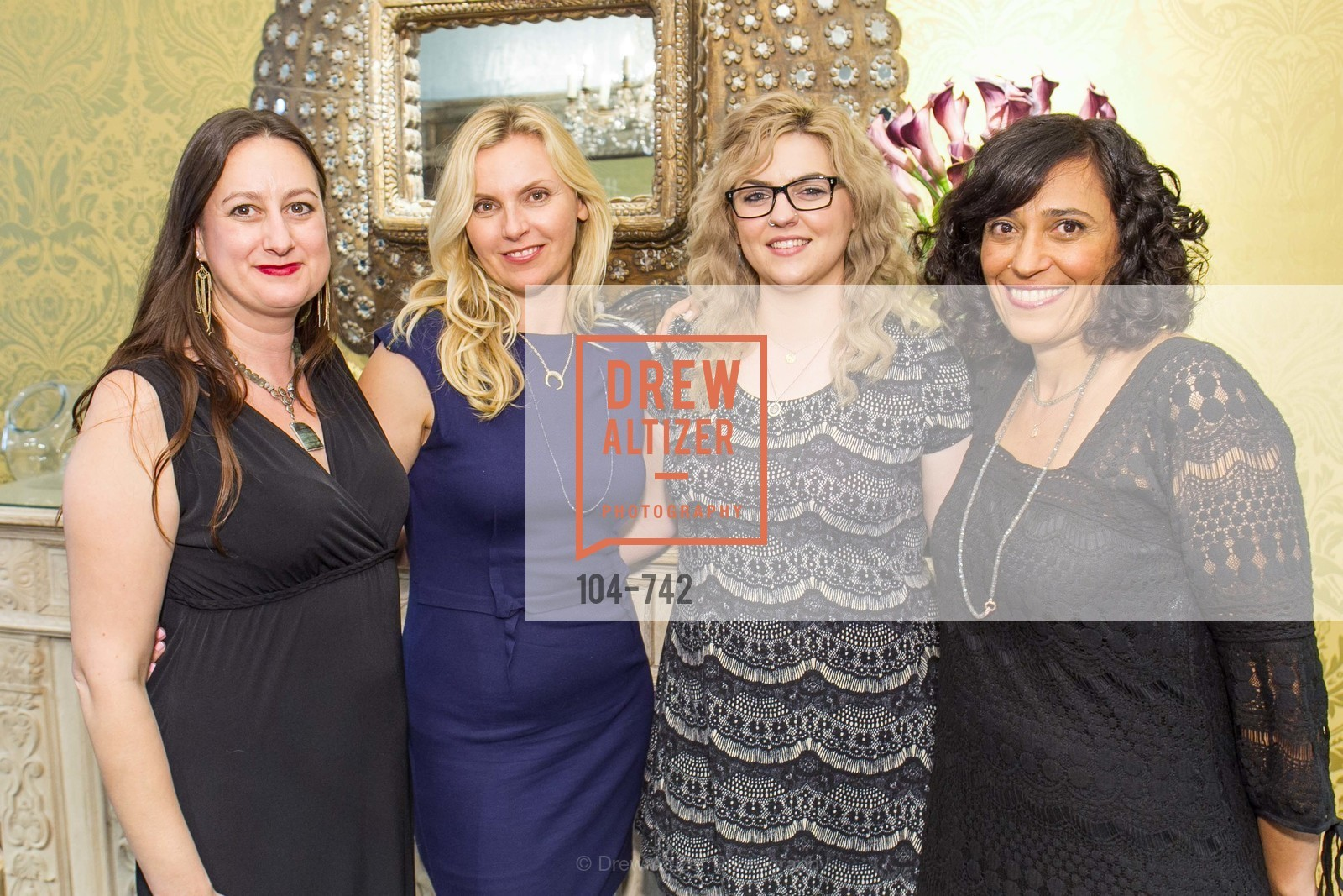 Erica Scott, Alexandra Novak, Brenda Belitskus, Karina Lamhe, LUXETIGERS & GALLERY OF JEWELS Benefit for Dress for Success, US, May 21st, 2015,Drew Altizer, Drew Altizer Photography, full-service agency, private events, San Francisco photographer, photographer california
