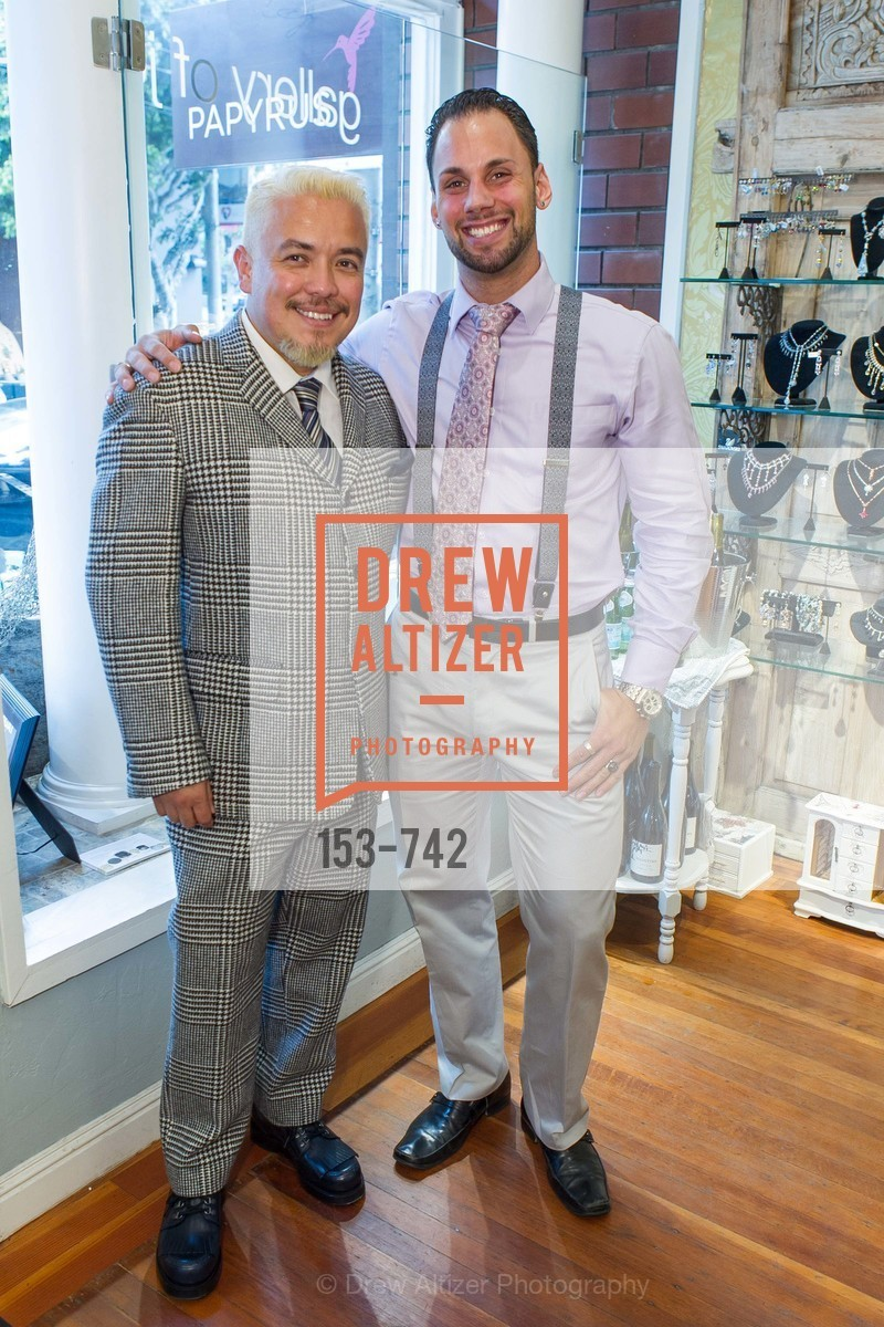 Victor Vargas, Michael Whelan, LUXETIGERS & GALLERY OF JEWELS Benefit for Dress for Success, US, May 21st, 2015,Drew Altizer, Drew Altizer Photography, full-service agency, private events, San Francisco photographer, photographer california