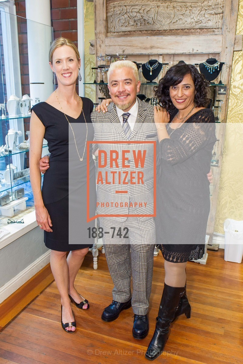 Nikki Ryan, Victor Vargas, Karina Lamhe, LUXETIGERS & GALLERY OF JEWELS Benefit for Dress for Success, US, May 20th, 2015,Drew Altizer, Drew Altizer Photography, full-service agency, private events, San Francisco photographer, photographer california