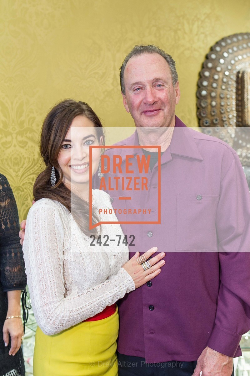 Rachel Clinnick, Bill Hoover, LUXETIGERS & GALLERY OF JEWELS Benefit for Dress for Success, US, May 21st, 2015,Drew Altizer, Drew Altizer Photography, full-service event agency, private events, San Francisco photographer, photographer California