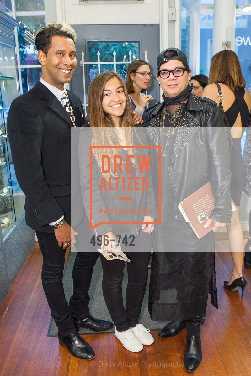 Emillio Mesa, Emilie Rader, David Repozar, LUXETIGERS & GALLERY OF JEWELS Benefit for Dress for Success, US, May 21st, 2015,Drew Altizer, Drew Altizer Photography, full-service agency, private events, San Francisco photographer, photographer california