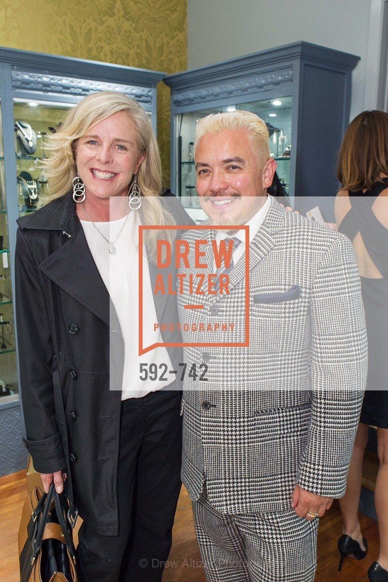 Denise Lamott, Victor Vargas, LUXETIGERS & GALLERY OF JEWELS Benefit for Dress for Success, US, May 20th, 2015,Drew Altizer, Drew Altizer Photography, full-service agency, private events, San Francisco photographer, photographer california