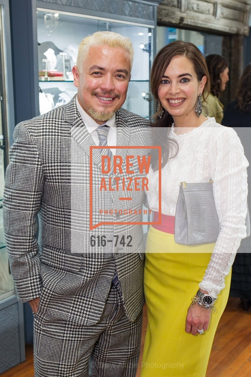 Victor Vargas, Rachel Clinnick, LUXETIGERS & GALLERY OF JEWELS Benefit for Dress for Success, US, May 20th, 2015,Drew Altizer, Drew Altizer Photography, full-service agency, private events, San Francisco photographer, photographer california