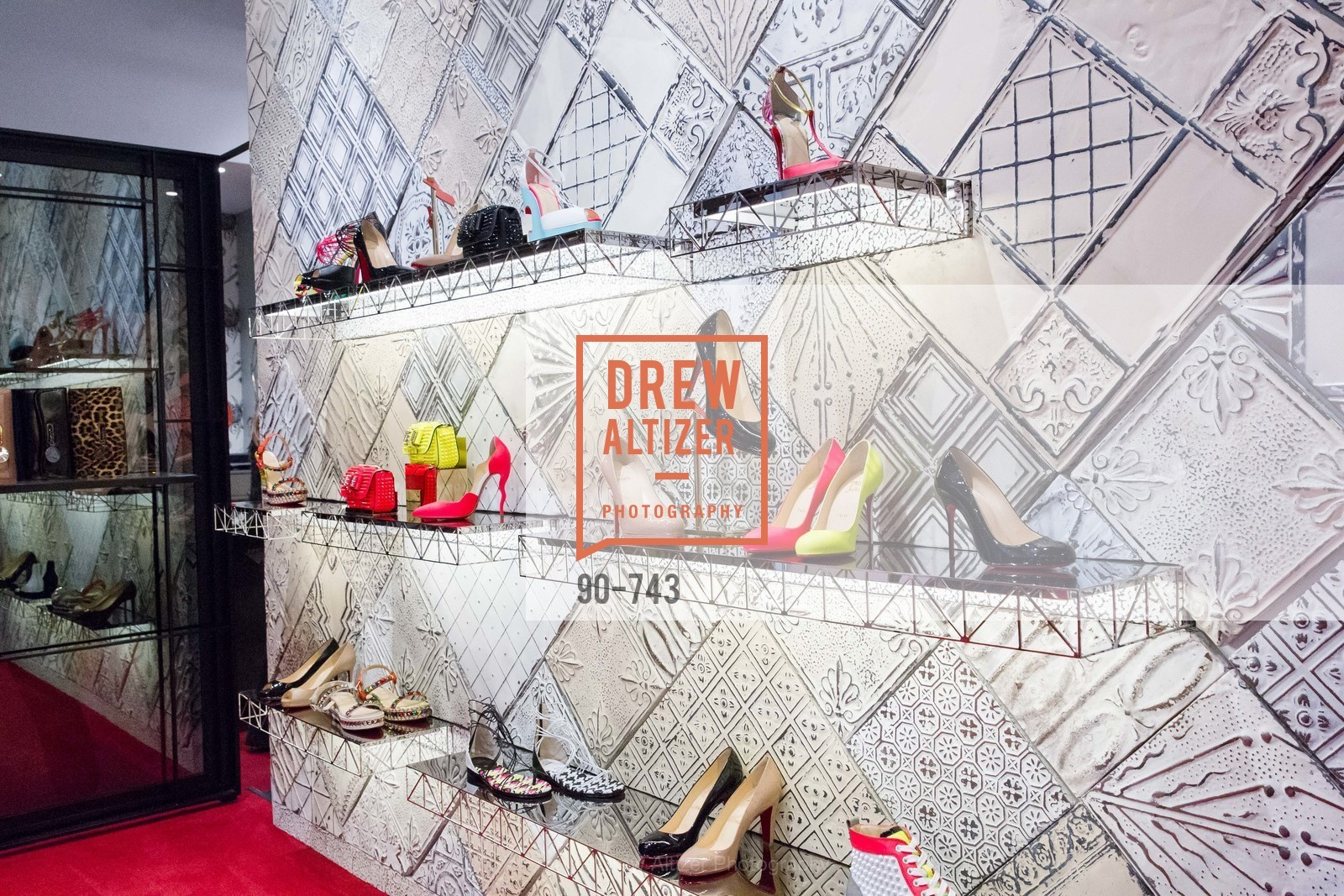 Atmosphere, CHRISTIAN LOUBOUTIN Anniversary Party, US, May 21st, 2015,Drew Altizer, Drew Altizer Photography, full-service agency, private events, San Francisco photographer, photographer california