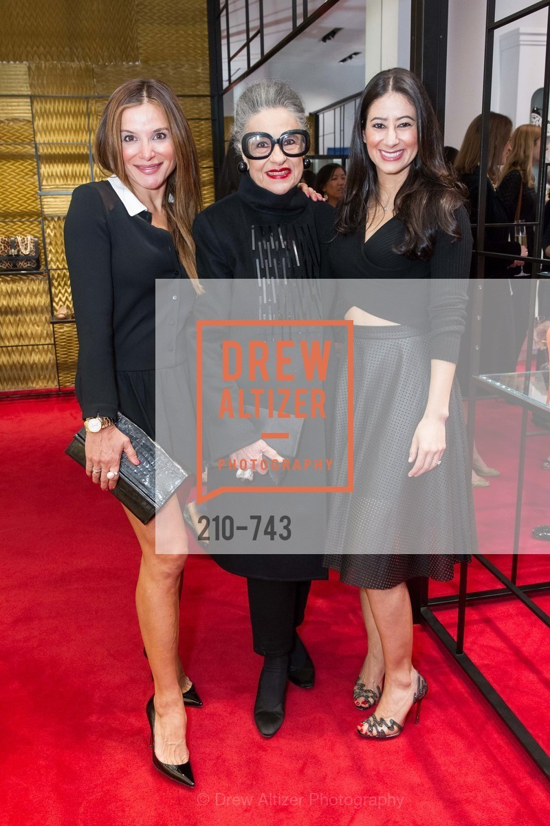 Claudia Ross, Joy Venturini Bianchi, Mehrnoush Arabian, CHRISTIAN LOUBOUTIN Anniversary Party, US, May 21st, 2015,Drew Altizer, Drew Altizer Photography, full-service agency, private events, San Francisco photographer, photographer california