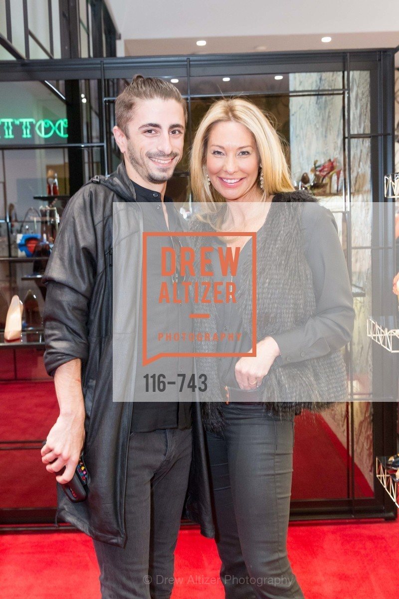 Adam Simonoff, Tiffany Cummins, CHRISTIAN LOUBOUTIN Anniversary Party, US, May 21st, 2015,Drew Altizer, Drew Altizer Photography, full-service agency, private events, San Francisco photographer, photographer california