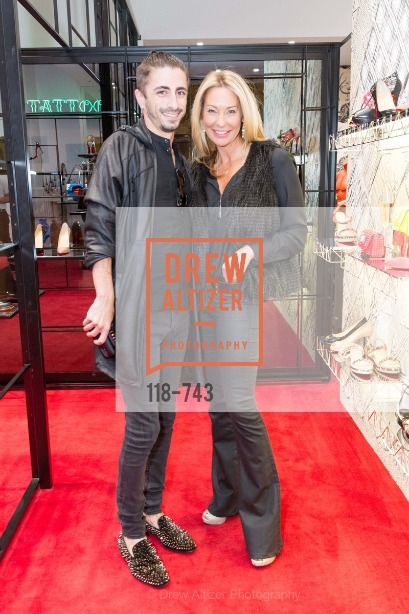 Adam Simonoff, Tiffany Cummins, CHRISTIAN LOUBOUTIN Anniversary Party, US, May 20th, 2015,Drew Altizer, Drew Altizer Photography, full-service agency, private events, San Francisco photographer, photographer california