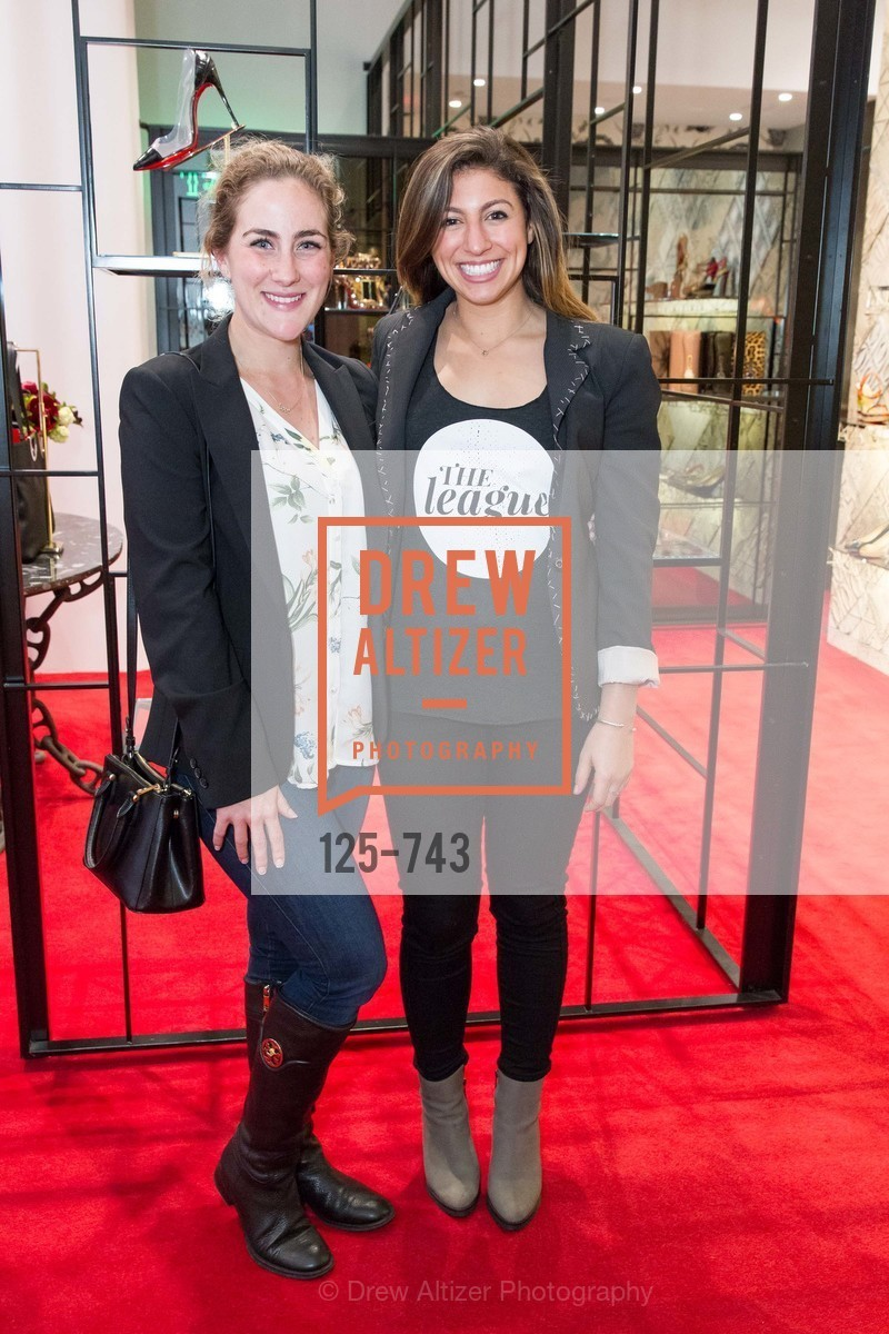 Olivia Sweet, Meredith Davis, CHRISTIAN LOUBOUTIN Anniversary Party, US, May 21st, 2015,Drew Altizer, Drew Altizer Photography, full-service agency, private events, San Francisco photographer, photographer california