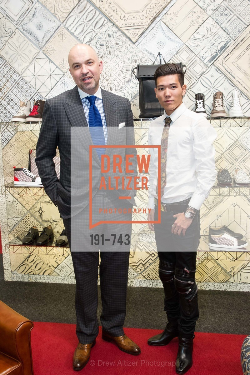 David Mitchell, Ryo Hidaka, CHRISTIAN LOUBOUTIN Anniversary Party, US, May 21st, 2015,Drew Altizer, Drew Altizer Photography, full-service agency, private events, San Francisco photographer, photographer california