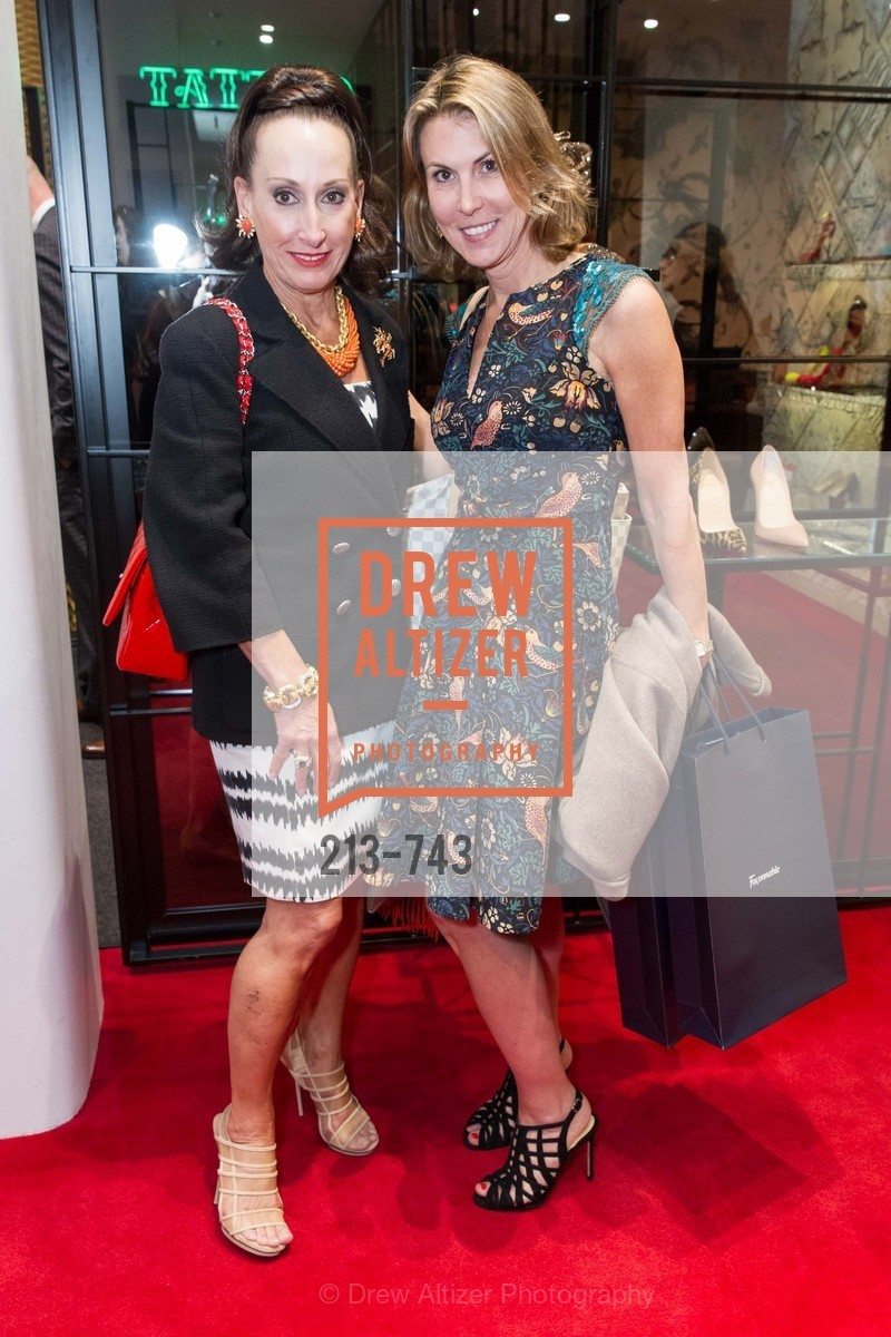 Toni Wolfson, Lisa Cappelluti, CHRISTIAN LOUBOUTIN Anniversary Party, US, May 21st, 2015,Drew Altizer, Drew Altizer Photography, full-service agency, private events, San Francisco photographer, photographer california