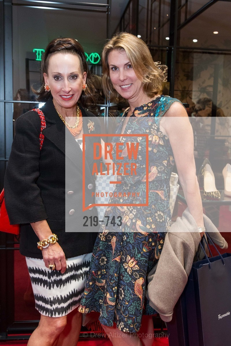 Toni Wolfson, Lisa Cappelluti, CHRISTIAN LOUBOUTIN Anniversary Party, US, May 20th, 2015,Drew Altizer, Drew Altizer Photography, full-service agency, private events, San Francisco photographer, photographer california