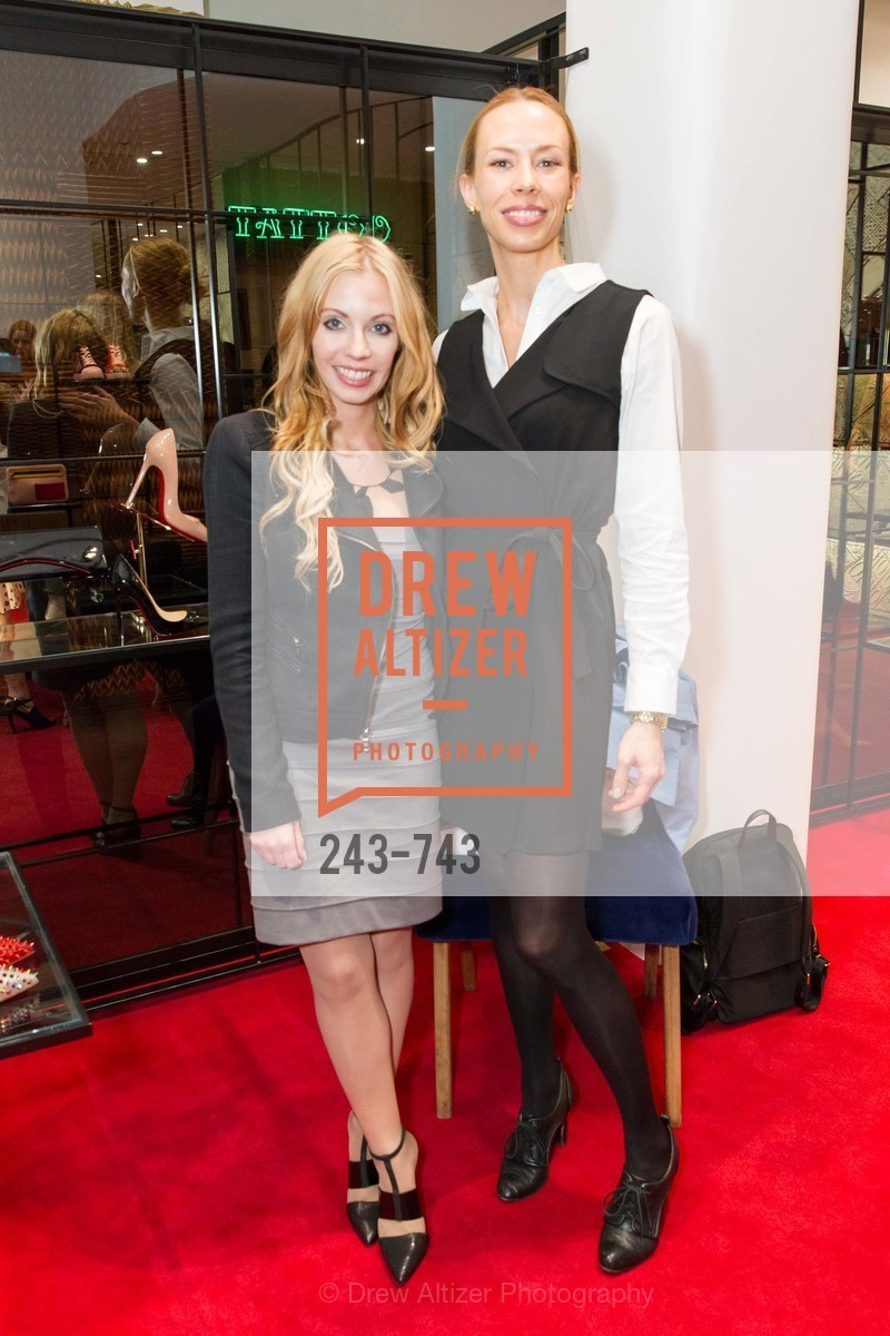 Elise Haerle, Marie Fontenot, CHRISTIAN LOUBOUTIN Anniversary Party, US, May 21st, 2015,Drew Altizer, Drew Altizer Photography, full-service agency, private events, San Francisco photographer, photographer california