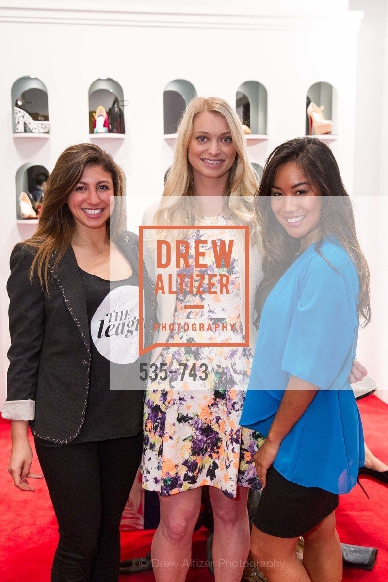 Meredith Davis, Amanda Bradford, Louella Aquino, CHRISTIAN LOUBOUTIN Anniversary Party, US, May 20th, 2015,Drew Altizer, Drew Altizer Photography, full-service agency, private events, San Francisco photographer, photographer california
