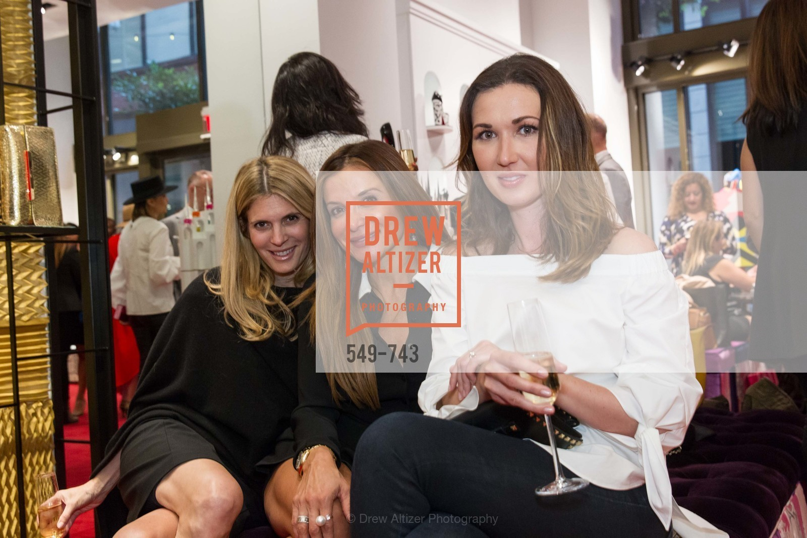 Sarah Byrne, Claudia Ross, Camilla Papale, CHRISTIAN LOUBOUTIN Anniversary Party, US, May 21st, 2015,Drew Altizer, Drew Altizer Photography, full-service event agency, private events, San Francisco photographer, photographer California