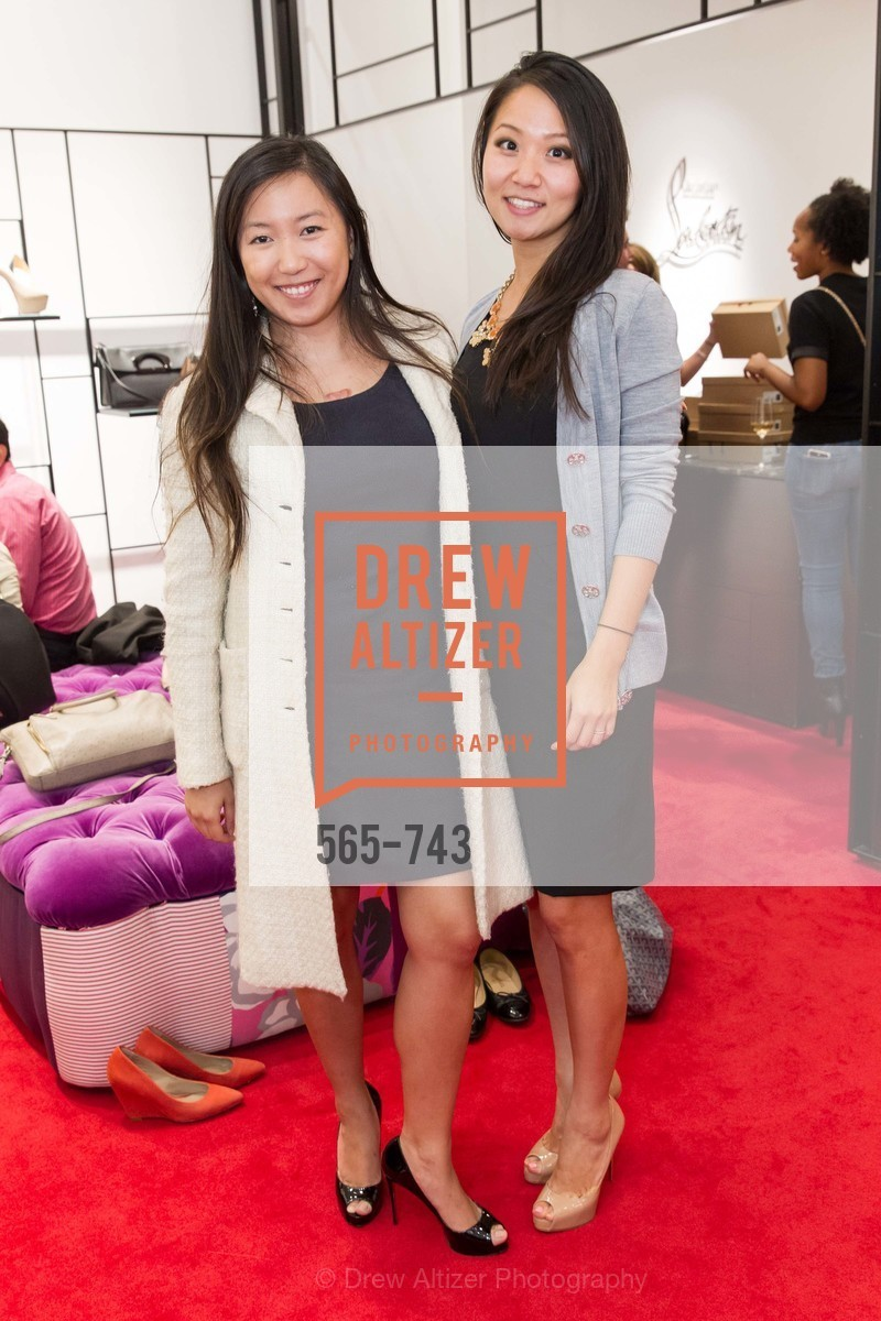 Jiong Liu, Annie Lee, CHRISTIAN LOUBOUTIN Anniversary Party, US, May 20th, 2015,Drew Altizer, Drew Altizer Photography, full-service agency, private events, San Francisco photographer, photographer california