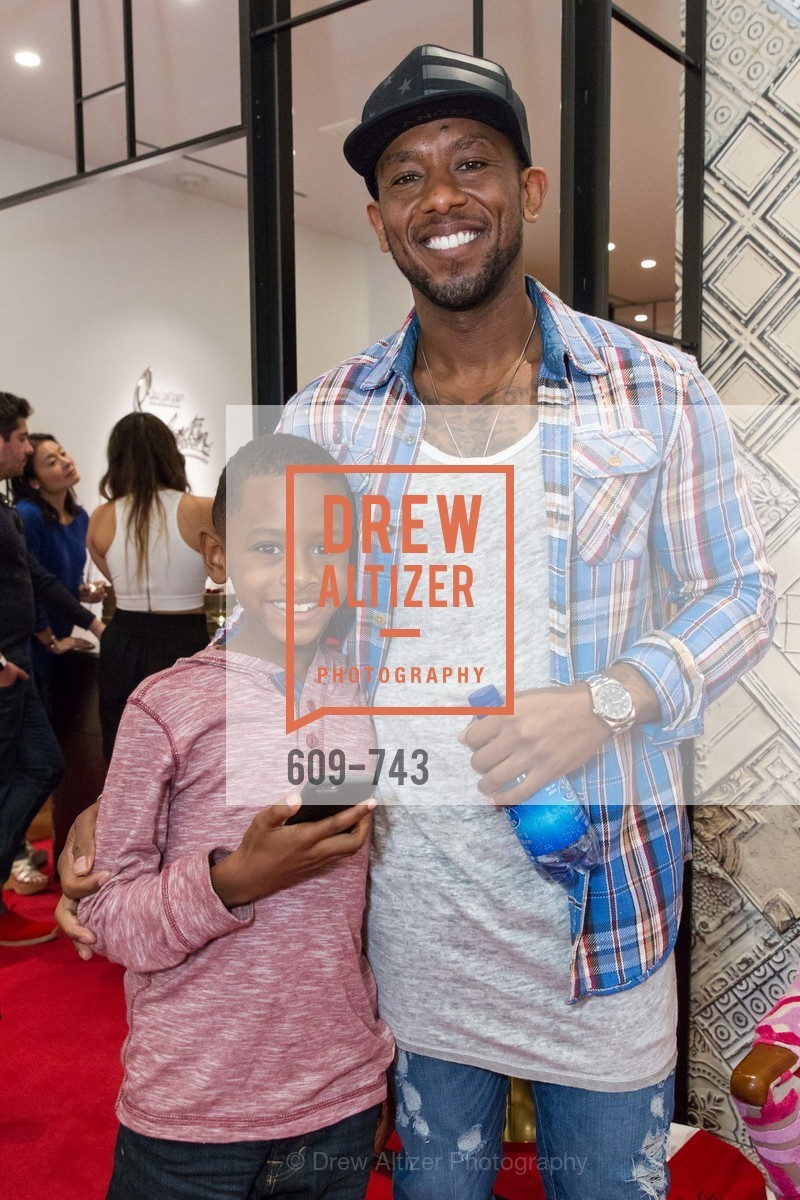 Brandon McCoy, CHRISTIAN LOUBOUTIN Anniversary Party, US, May 21st, 2015,Drew Altizer, Drew Altizer Photography, full-service agency, private events, San Francisco photographer, photographer california