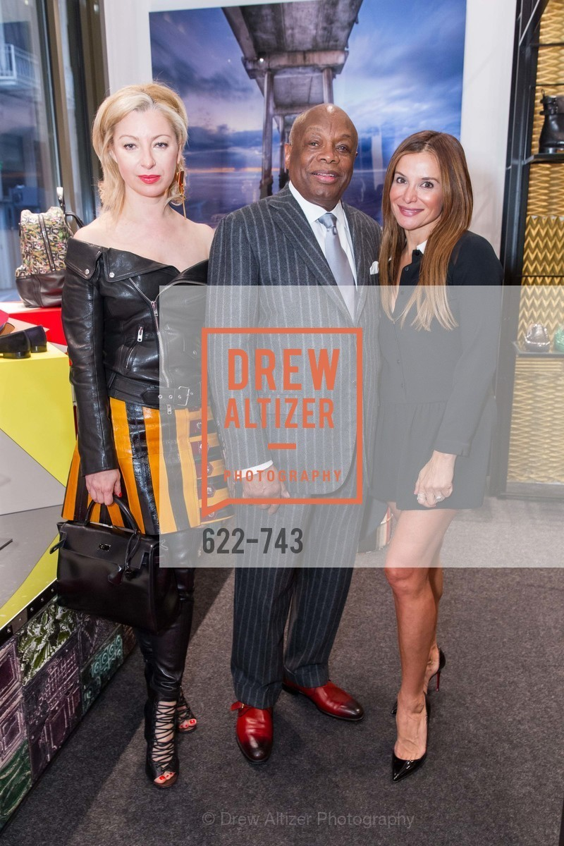Sonya Molodetskaya, Willie Brown, Claudia Ross, CHRISTIAN LOUBOUTIN Anniversary Party, US, May 21st, 2015,Drew Altizer, Drew Altizer Photography, full-service agency, private events, San Francisco photographer, photographer california