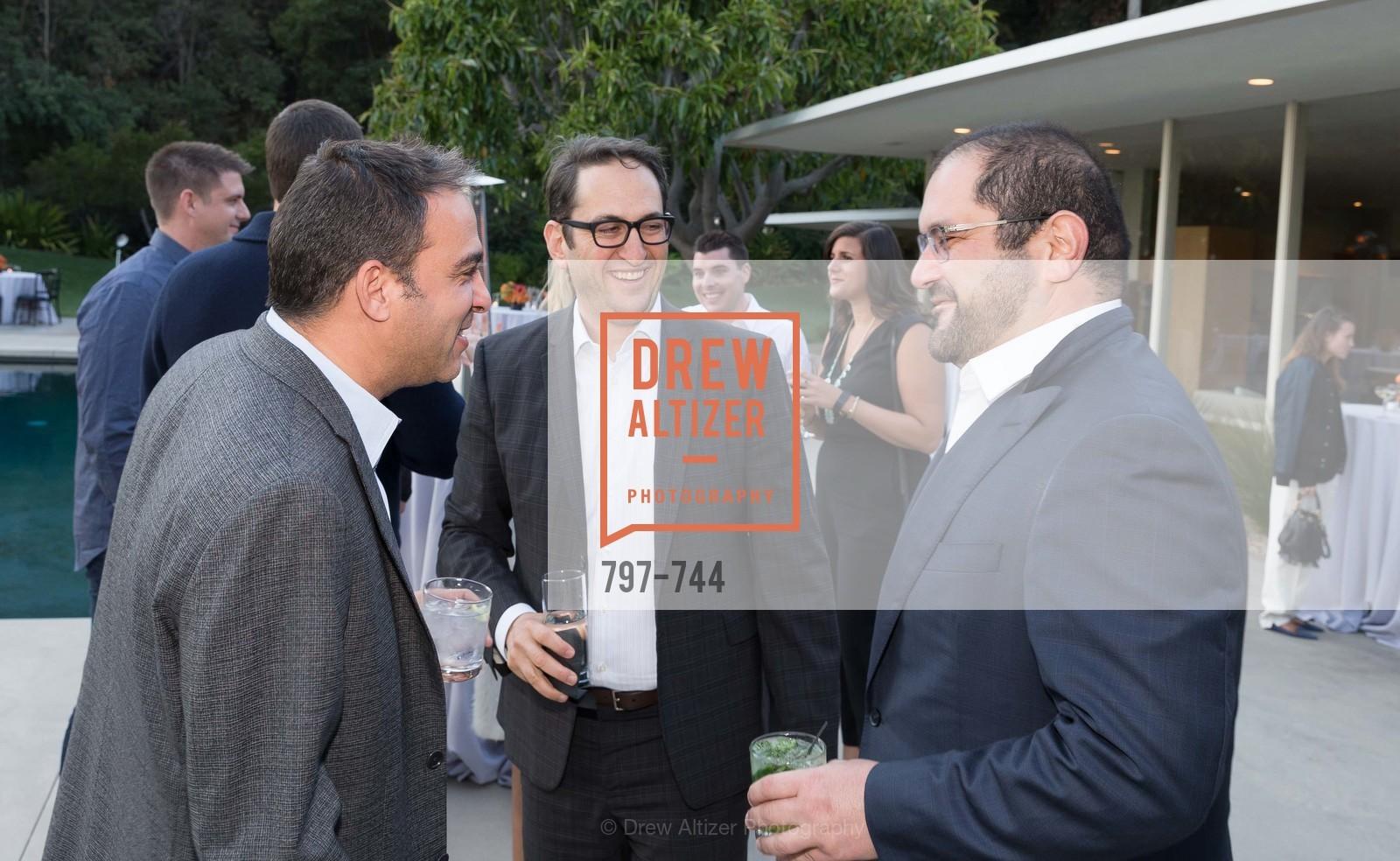 Adam Lilling, Greg Silverman, Shervin Pishevar, Celebration of Launch of SHYP in Los Angeles, US, May 20th, 2015,Drew Altizer, Drew Altizer Photography, full-service agency, private events, San Francisco photographer, photographer california