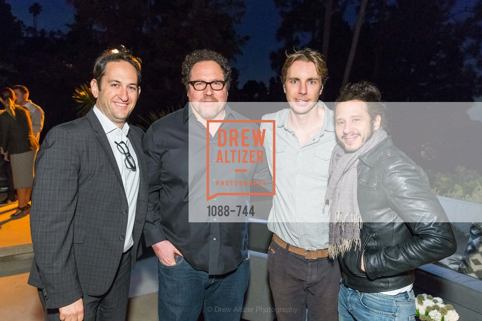 Greg Silverman, Jon Favreau, Dax Shepard, Andrew Panay, Celebration of Launch of SHYP in Los Angeles, US, May 21st, 2015,Drew Altizer, Drew Altizer Photography, full-service agency, private events, San Francisco photographer, photographer california