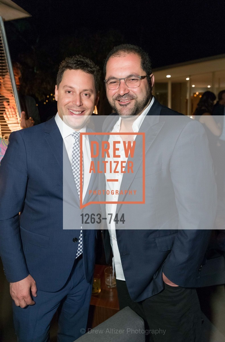 Michael Kives, Shervin Pishevar, Celebration of Launch of SHYP in Los Angeles, US, May 20th, 2015,Drew Altizer, Drew Altizer Photography, full-service agency, private events, San Francisco photographer, photographer california