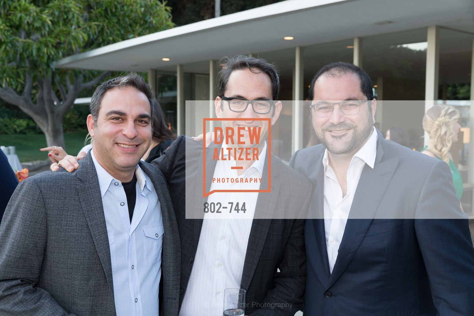 Adam Lilling, Greg Silverman, Shervin Pishevar, Celebration of Launch of SHYP in Los Angeles, US, May 21st, 2015,Drew Altizer, Drew Altizer Photography, full-service agency, private events, San Francisco photographer, photographer california