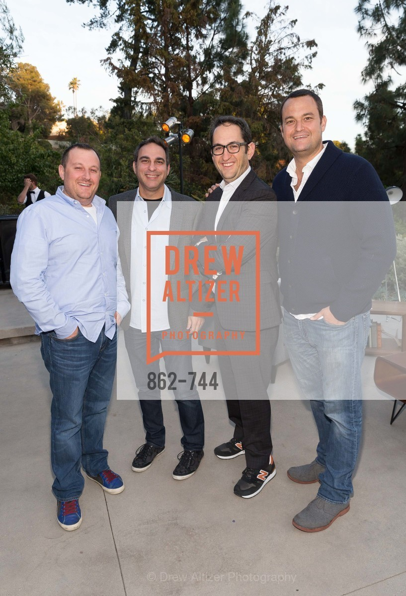 William Sherak, Adam Lilling, Greg Silverman, Jamie Patricof, Celebration of Launch of SHYP in Los Angeles, US, May 21st, 2015,Drew Altizer, Drew Altizer Photography, full-service agency, private events, San Francisco photographer, photographer california