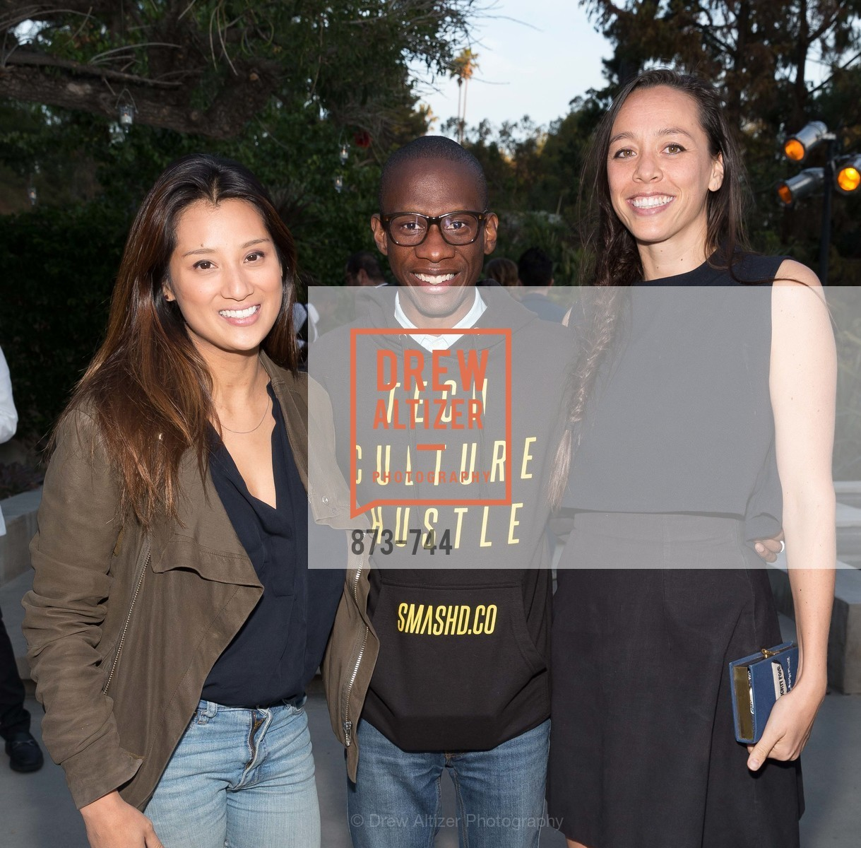 Evelyn Rusli, Troy Carter, Angela Sutherland, Celebration of Launch of SHYP in Los Angeles, US, May 21st, 2015,Drew Altizer, Drew Altizer Photography, full-service agency, private events, San Francisco photographer, photographer california